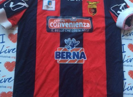 Shirt Match Worn CASERTANA 2014-2015
