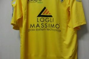 Shirt Match Worn PRATO 2014-2015