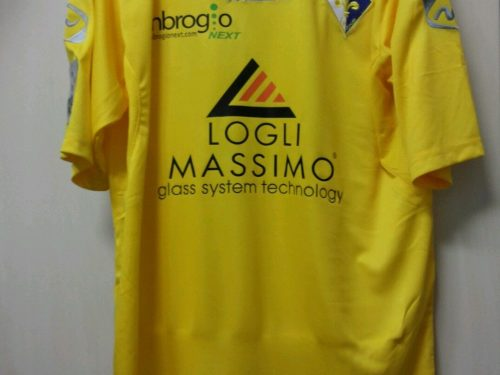 Shirt Match Worn PRATO 2014-2015