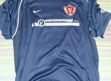 Shirt Match Worn 2005-2006