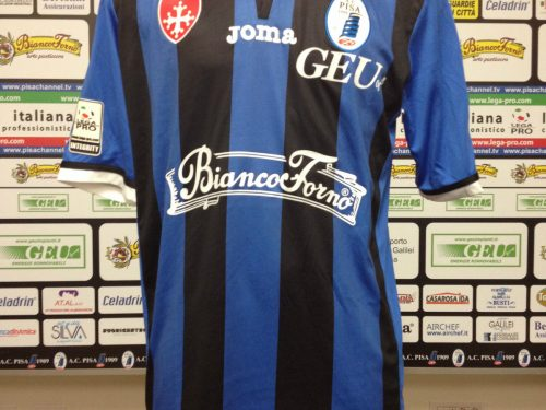 Shirt Match Worn PISA 2014-2015