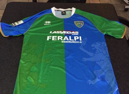 Shirt Match Worn FERALPI-SALO 2014-2015