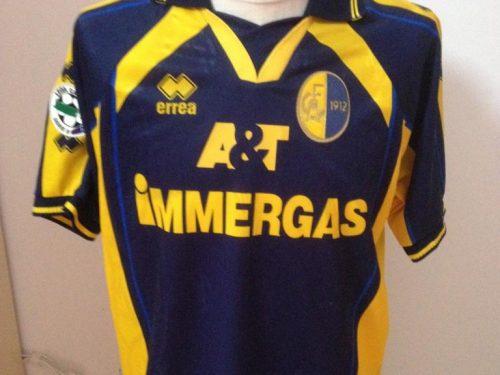 Shirt Match Worn MODENA 2004-2005