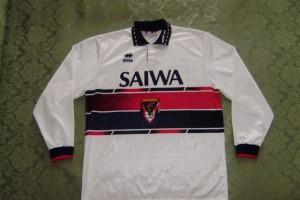 Shirt Match Worn GENOA 1992-1993