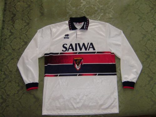 Shirt Match Worn GENOA 1992-1993