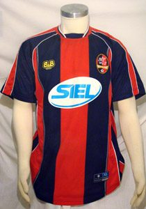 Shirt Match Worn TARANTO 2007-2008