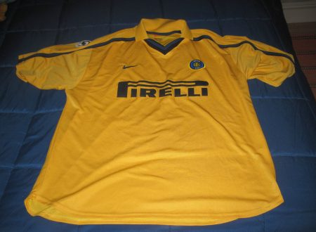 Maglia Match Worn INTER 1999-2000