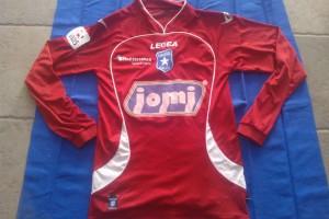 Shirt Match Worn PAGANESE 2009-2010
