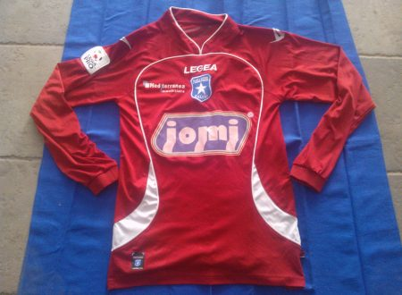 Shirt Match Worn PAGANESE 2009-2010