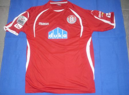 Shirt Match Worn SUD TIROL 2012-2013