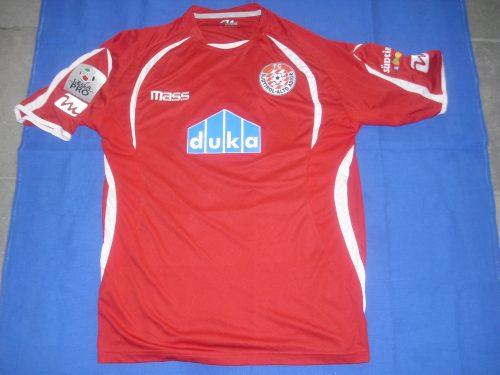 Shirt Match Worn SUD TIROL 2012-2013