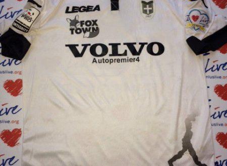 Shirt Match Worn COMO 2014-2015