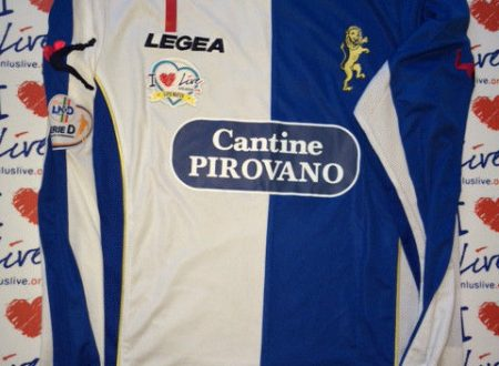 Shirt Match Worn LECCO 2014-2015