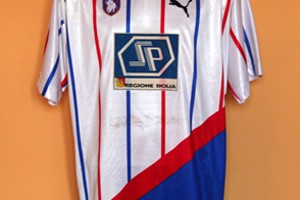 Shirt Match Worn CATANIA 1999-2000