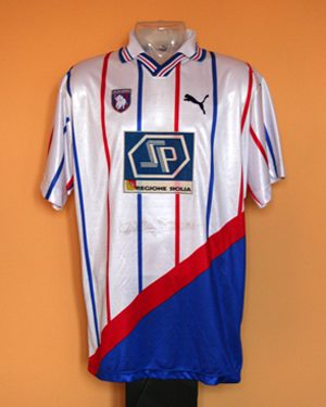 Shirt Match Worn CATANIA 1999-2000