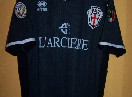 Shirt Match Worn Pro Vercelli 2002-2003
