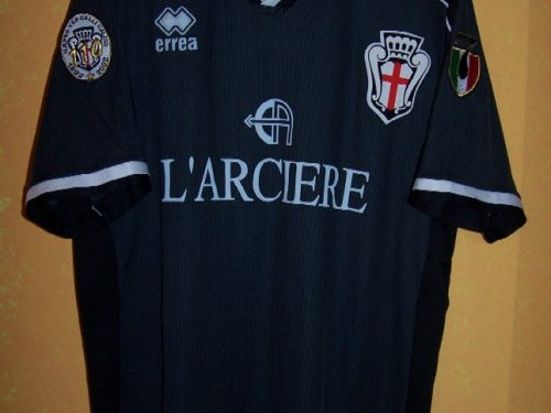 Shirt Match Worn Pro Vercelli 2002-2003