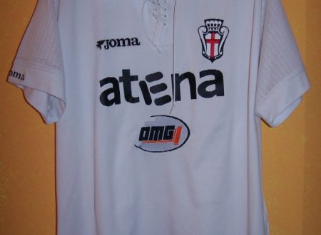 Shirt Match Worn 2006-2007
