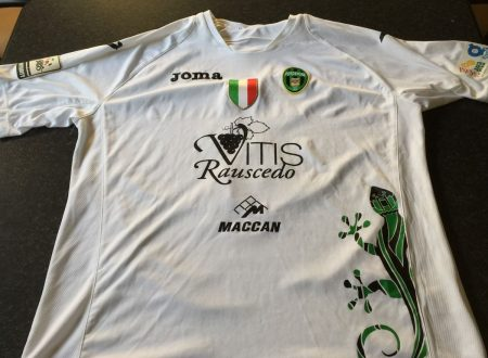 Shirt Match Worn PORDENONE 2014-2015