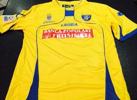 Shirt Match Worn FROSINONE 2011-2012