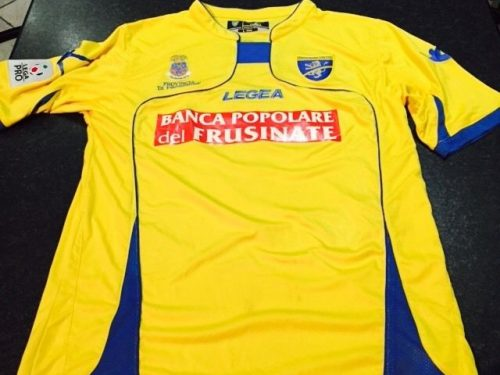 Shirt Match Worn FROSINONE 2011-2012