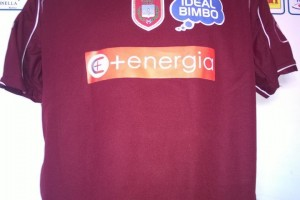 Shirt Match Worn PONTEDERA 2014-2015