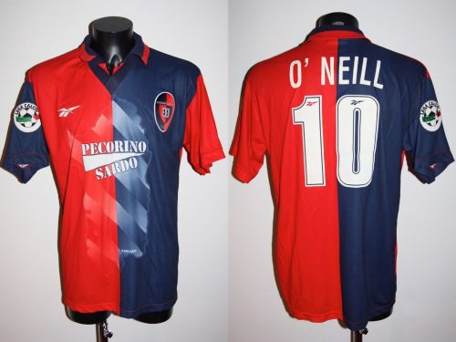 Shirt match Worn CAGLIARI 1996-1997