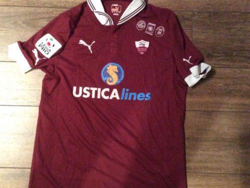 Shirt Match Worn TRAPANI 2012-2013