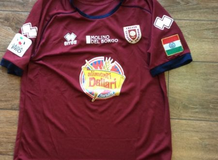 Shirt Match Worn REGGIANA 2012-2013