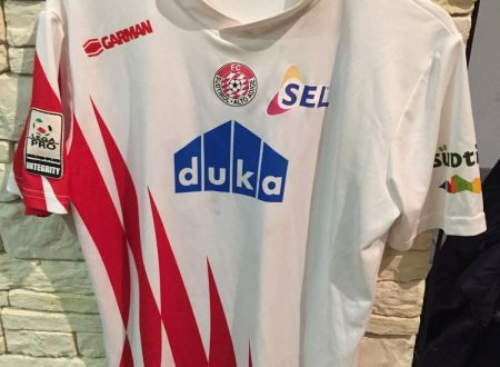 Shirt Match Worn SUD TIROL 2014-2015