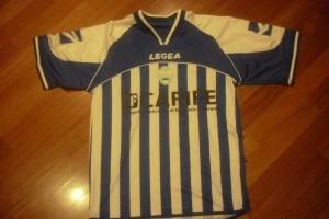 Shirt Match Worn SPAL 2012-2013