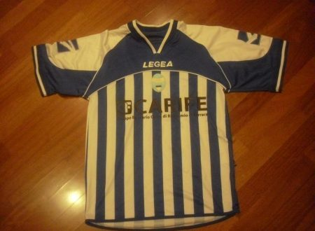 Shirt Match Worn SPAL 2012-2013