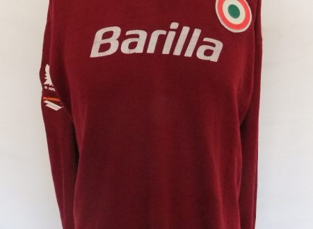 Shirt match Worn ROMA 1981-1982