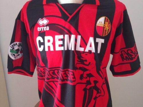 Shirt Match Worn Lucchese 1996-1997