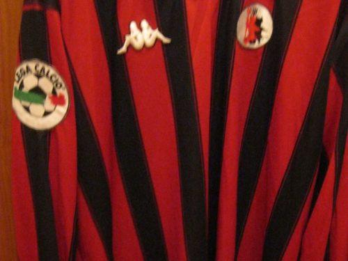 Shirt Match Worn FOGGIA 1997-1998