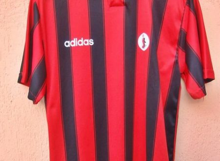 Shirt Match Worn FOGGIA 1995-1996
