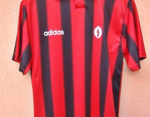 Shirt Match Worn FOGGIA 1995-1996