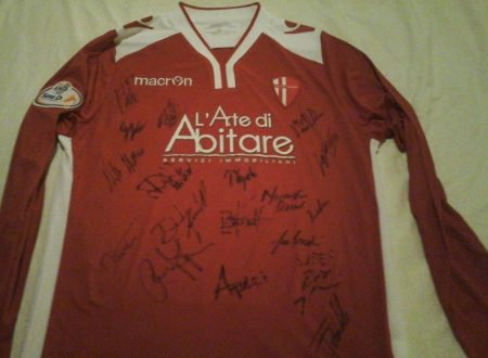 Shirt Match Worn PADOVA 2014-2015