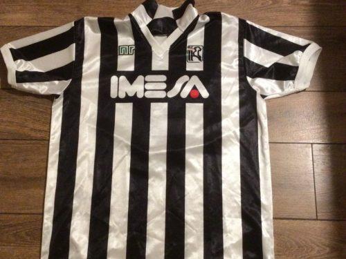 Shirt Match Worn ASCOLI 1991-1992