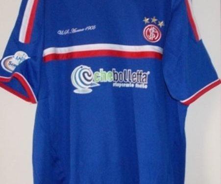 Shirt Match Worn ANCONA 2012-2013