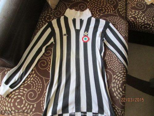 Shirt Match Worn JUVENTUS 1979-1980
