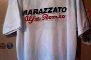 Shirt Match Worn TREVISO 1996-1997