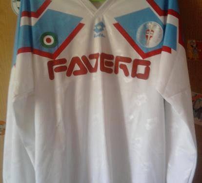 Shirt Match Worn TREVISO 1993-1994