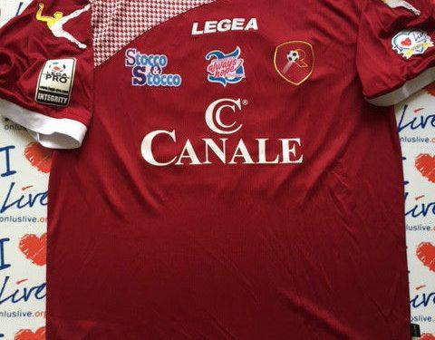 Shirt Match worn REGGINA 2014-2015
