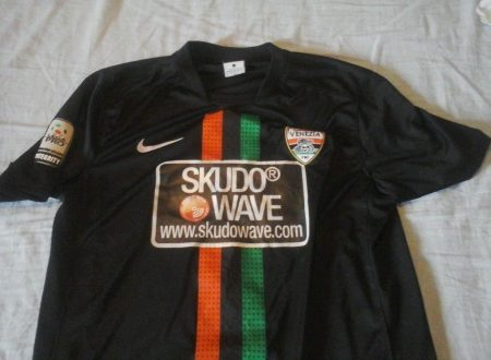 Shirt Match Worn VENEZIA 2014-2015