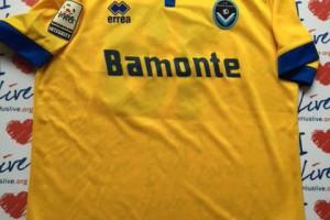 Shirt Match Worn GIANA ERMINIO 2014-2015