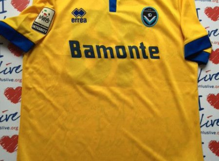 Shirt Match Worn GIANA ERMINIO 2014-2015