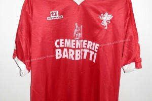 Shirt Match worn PERUGIA 1990-1991