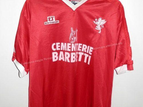 Shirt Match worn PERUGIA 1990-1991
