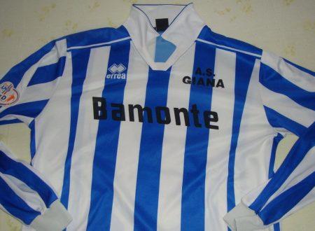 Shirt Match worn GIANA ERMINO 2013-2014